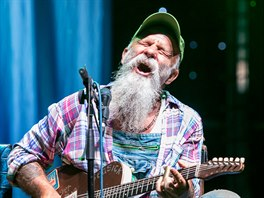 Colours of Ostrava 2014: Seasick Steve