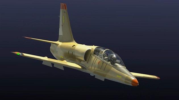 "Aero ""oprášilo"" Albatrosa. Letoun L-39 NG bude cvičit i bojovat"