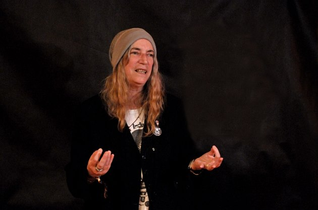 Trutnoff 2014: Patti Smith v zákulisí