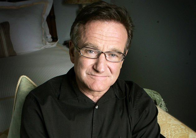 Robin Williams (Santa Monica, 15. �ervna 2007)