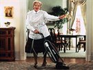 Robin Williams ve filmu Mr. Doubtfire - Táta v sukni