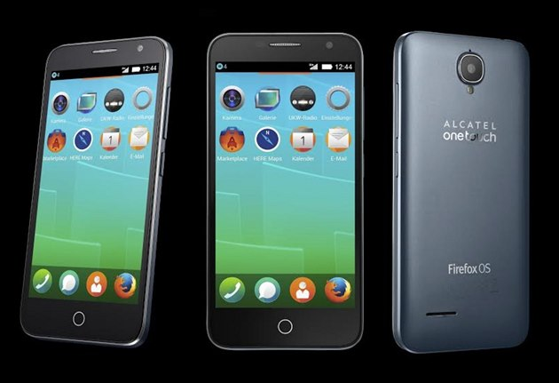 Telefon Alcatel One Touch Fire E