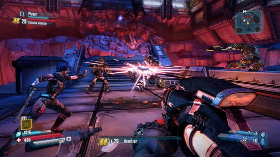 Borderlands: Pre-Sequel