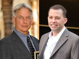 Mark Harmon a Jon Cryer