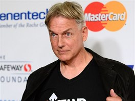 Mark Harmon (Los Angeles, 5. září 2014)