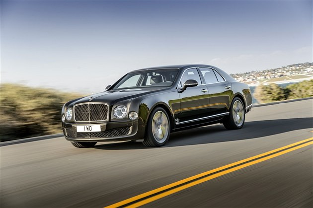 Bentley Mulsanne Speed