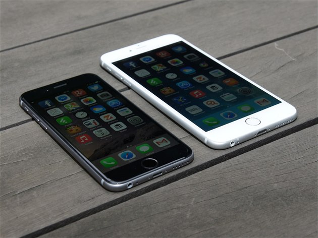 Apple iPhone 6 a iPhone 6 Plus