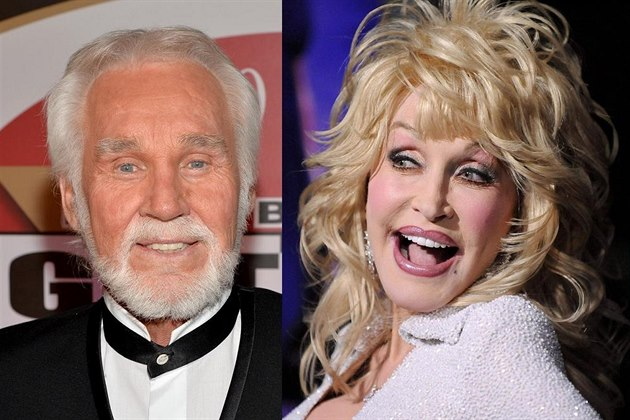 Kenny Rogers a Dolly Partonová