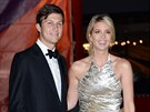 Jared Kushner a Ivanka Trumpov� (New York, 23. z��� 2014)