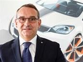 Luboš Vlček, šéf Škoda Auto pro Česko