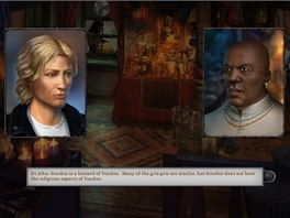 Gabriel Knight: Sins of the Fathers 20th Anniversary Edition (PC)