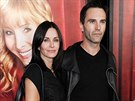 Courteney Coxová a Johnny McDaid (Los Angeles, 5. listopadu 2014)