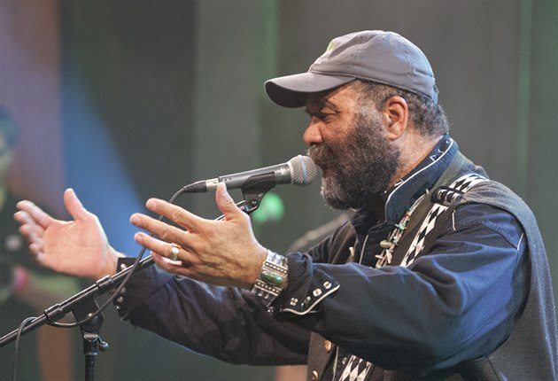 Otis Taylor (Blues Alive 2014, Šumperk)