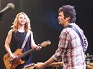 Samantha Fish a Mike Zito (Blues Alive 2014, Šumperk)