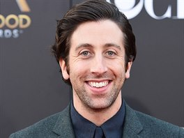 Simon Helberg (Los Angeles, 14. listopadu 2014)