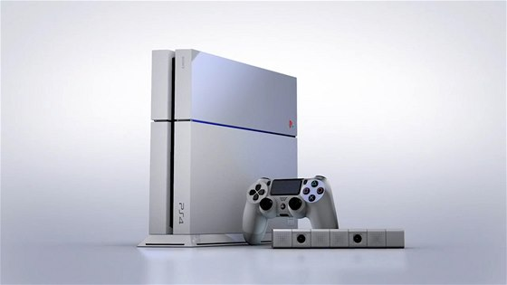 Speci�ln� edice PlayStation 4