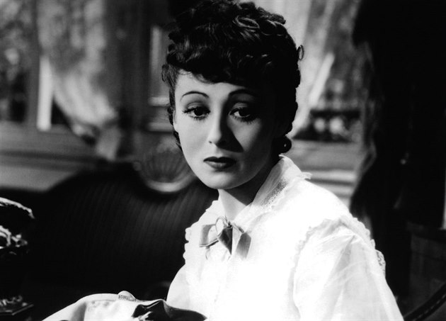 Luise Rainer ve filmu The Great Waltz (1938)