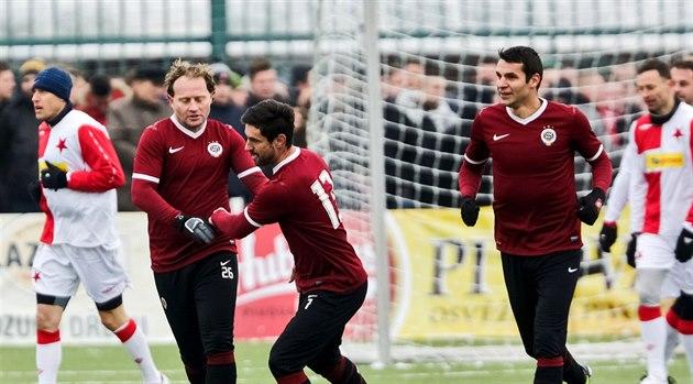 Jarošík et Bejble attendent un début dans le derby du Nouvel An, Koller ne viendra pas