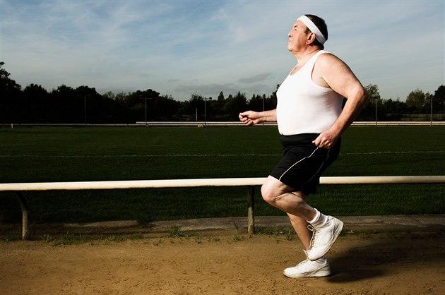 Běh není všemocný, stres dokáže jeho pozitivní účinky přebít a házet hubnutí...
