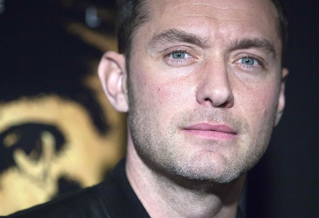 Jude Law (New York, 21. ledna 2015)
