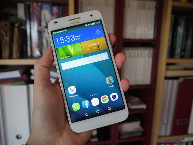 Smartphone Huawei Ascend G7