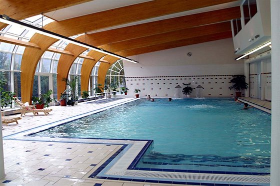 Spa Resort Sanssouci - Villa Mercedes - Swimming Pool