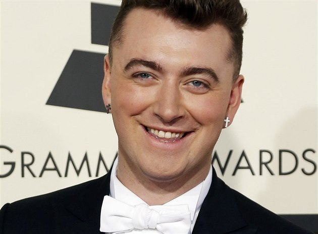 Sam Smith (Los Angeles, 8. února 2014)
