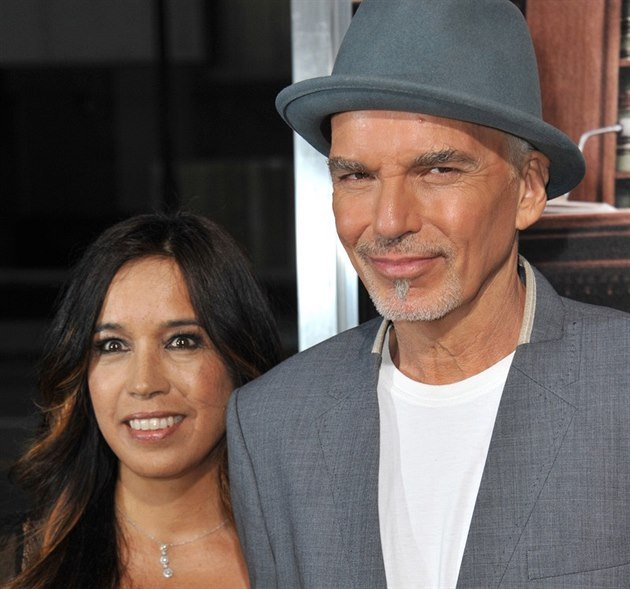 Billy Bob Thornton a Connie Anglandová