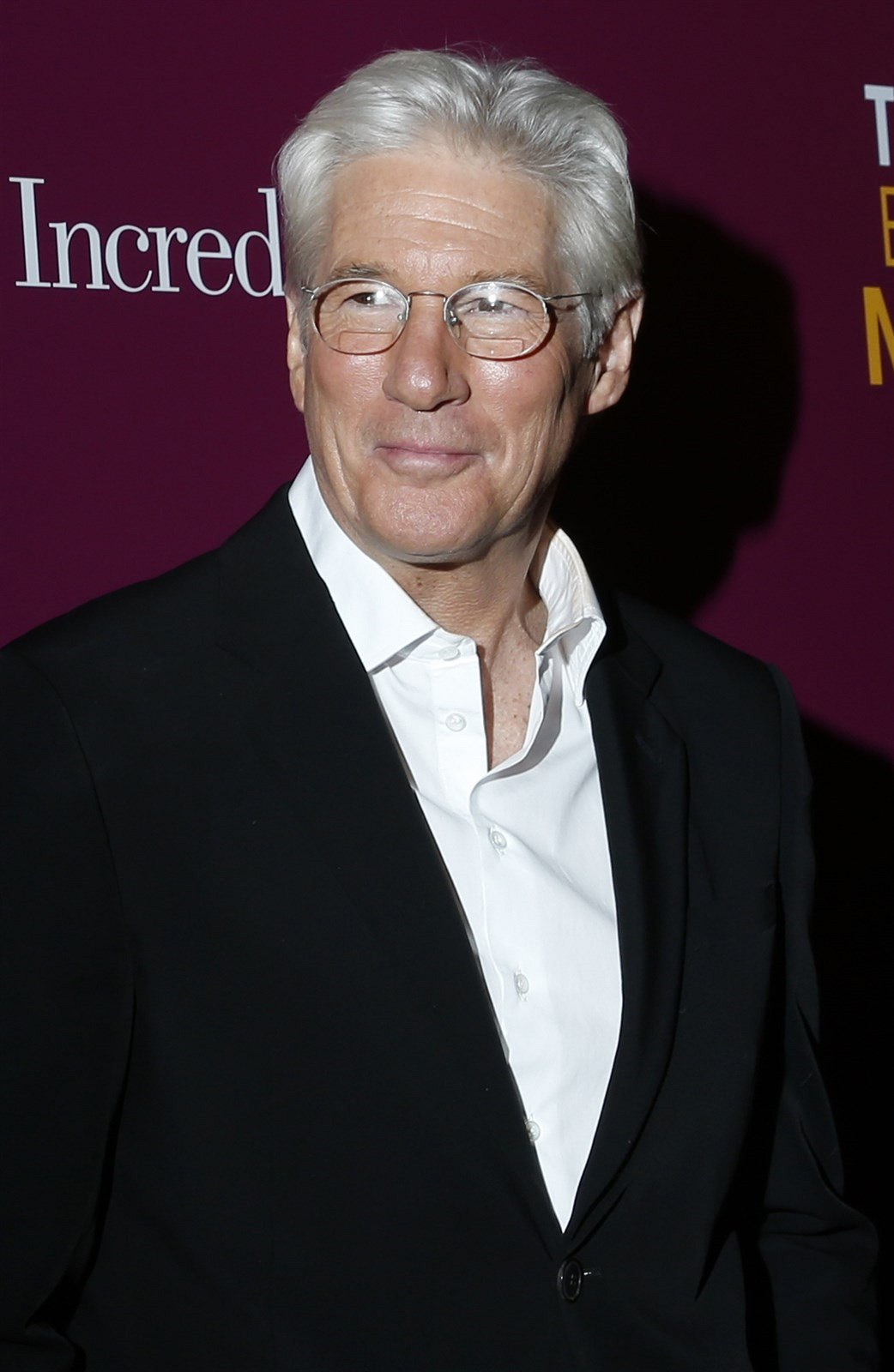 Richard Gere (New York, 3. března 2015)