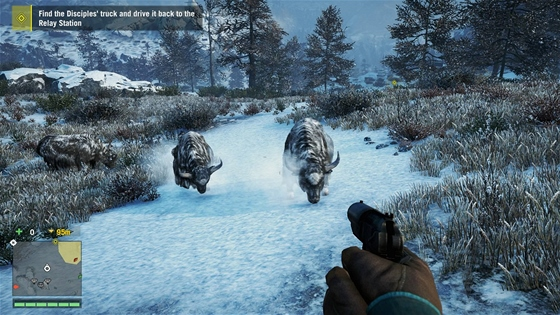 Far Cry 4: Valley of Yetis