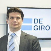 Gert Jan Holstege, director of East European Operations at DEGIRO