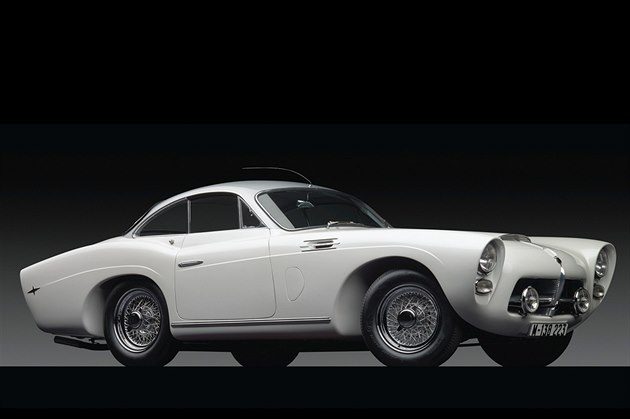 1954 Pegaso Z-102 Series II Berlinetta