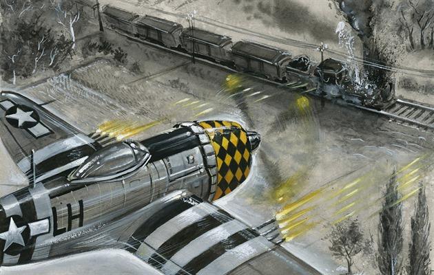 Nejčastěji zmiňovaným cílem byly pro hloubkaře (kotláře) vlaky.