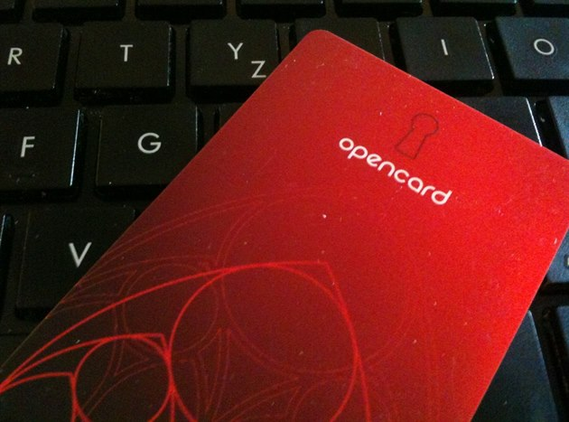 Opencard.