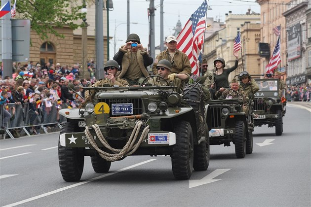 Convoy of Liberty projel 3. kv�tna Plzní.