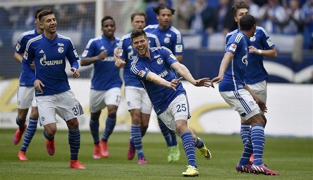 Vi er en favoritt, men pass på Sparta, sier treneren Schalke. Frýdek tok det