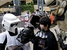Star Wars Day p�ipadá na 4. kv�tna, tedy anglicky May the fourth, co� odkazuje...
