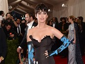 Katy Perry na MET Gala (New York, 4. května 2015)