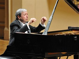 Pianista Murray Perahia