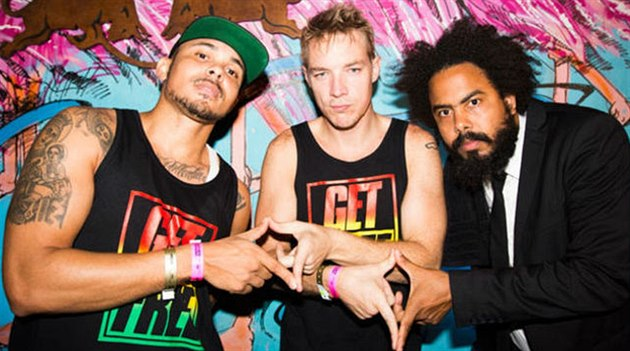 Major Lazer vydali desku Peace Is The Mission