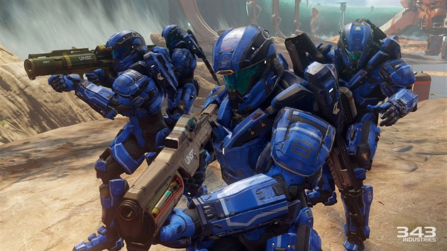 Halo 5: Guardians - re�im Warzone