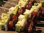Grilovaná zelenina pohlreich
