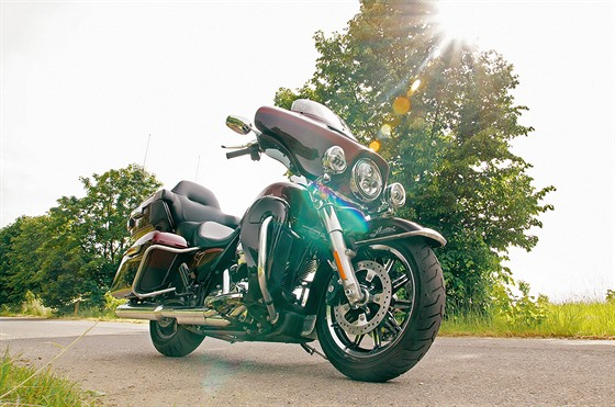 HD Electra Glide Ultra Limited Low