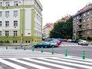 Lokalita: křižovatka ulic Studentská a Zikova, Praha 6 - Dejvice  Bezpečnost...