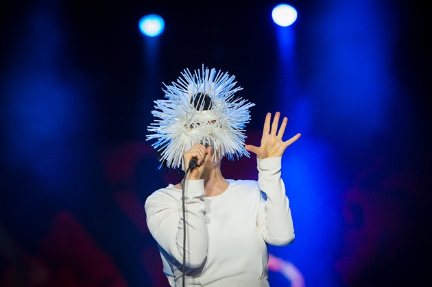 Colours of Ostrava 2015: Björk