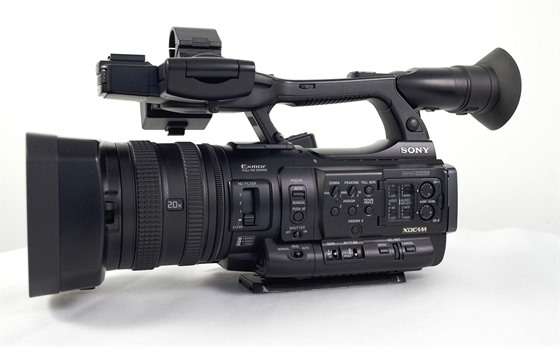 Full HD kamera Sony / foto: Media Consult s.r.o.