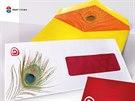 Krkonošské obálky cestují poštou po celém světě již téměř dvě století