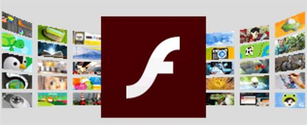 Adobe Flash je pomalu na ústupu