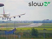 SlowTv - Planespotting