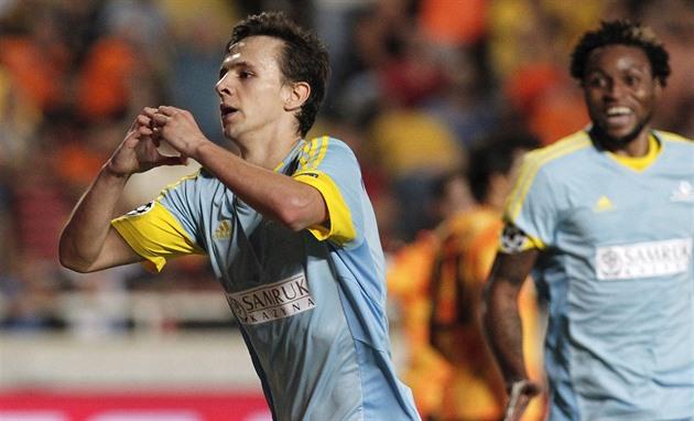 Kazakas saga: Sex år efter etableringen av klubben är Astana i Champions League